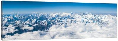 The Himalayas Canvas Art Print