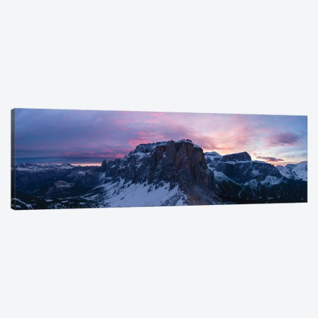 A New Day In The Dolomites Canvas Print #TEO1069} by Matteo Colombo Canvas Art Print