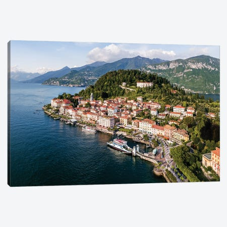 Lake Como, Italy IV Canvas Print #TEO1076} by Matteo Colombo Art Print