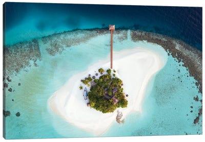 Dream Island II Canvas Art Print