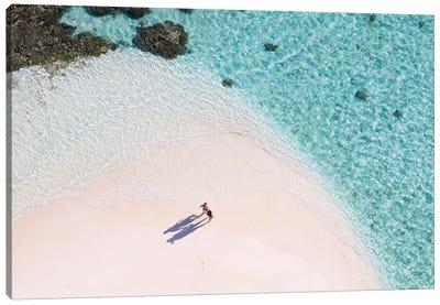 Maldives Vacations Canvas Art Print