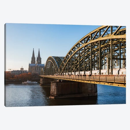 Cologne, Germany I Canvas Print #TEO1120} by Matteo Colombo Canvas Artwork