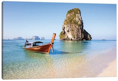 Raylay Beach, Thailand Canvas Art Print