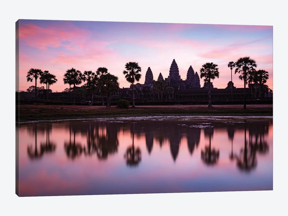 Dawn At Angkor, Cambodia by Matteo Colombo 1-piece Canvas Artwork