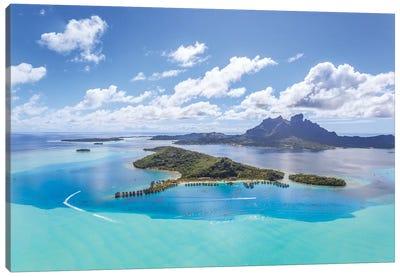 Bora Bora Island, French Polynesia II Canvas Art Print