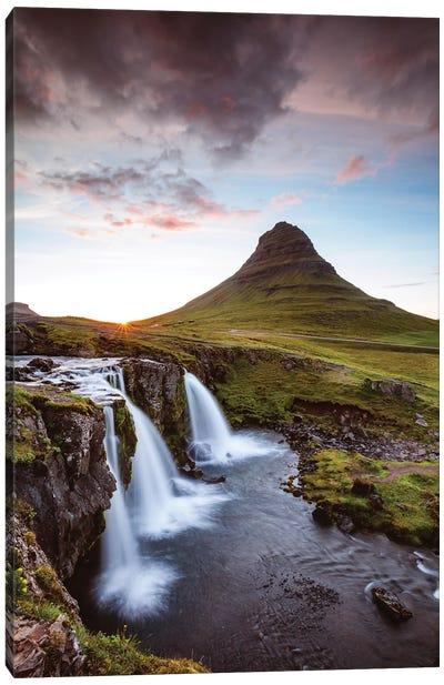 Iconic Kirkjufell, Iceland II Canvas Art Print
