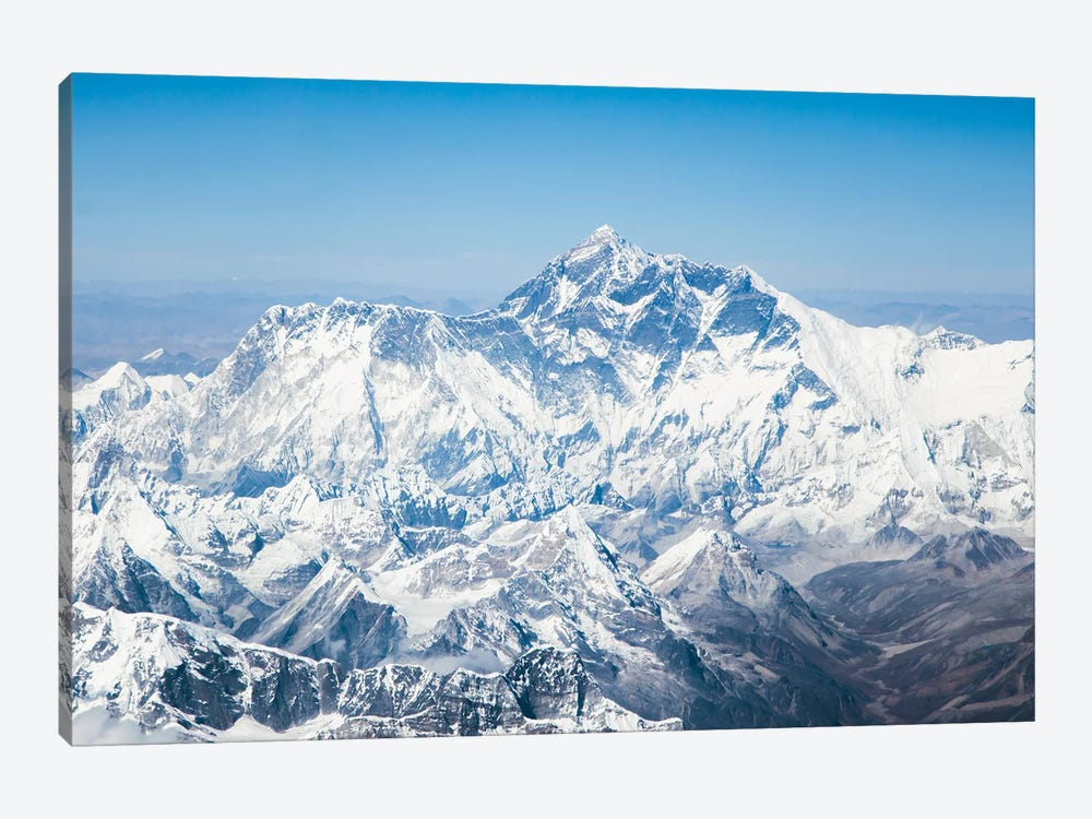 Mount Everest, Nepal by Matteo Colombo 1-piece Canvas Print