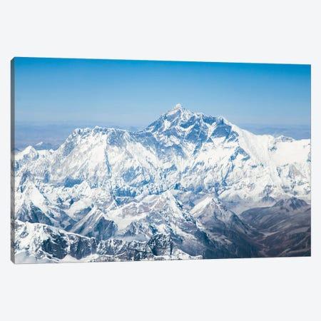 Mount Everest, Nepal Canvas Print #TEO148} by Matteo Colombo Art Print