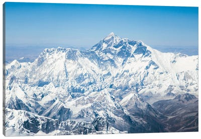 Mount Everest, Nepal Canvas Art Print