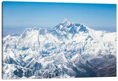 Mount Everest, Nepal Canvas Art Print
