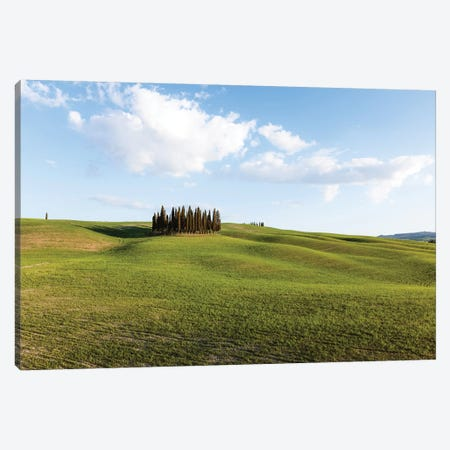 Springtime In Tuscany, Italy 3-Piece Canvas #TEO163} by Matteo Colombo Canvas Art Print