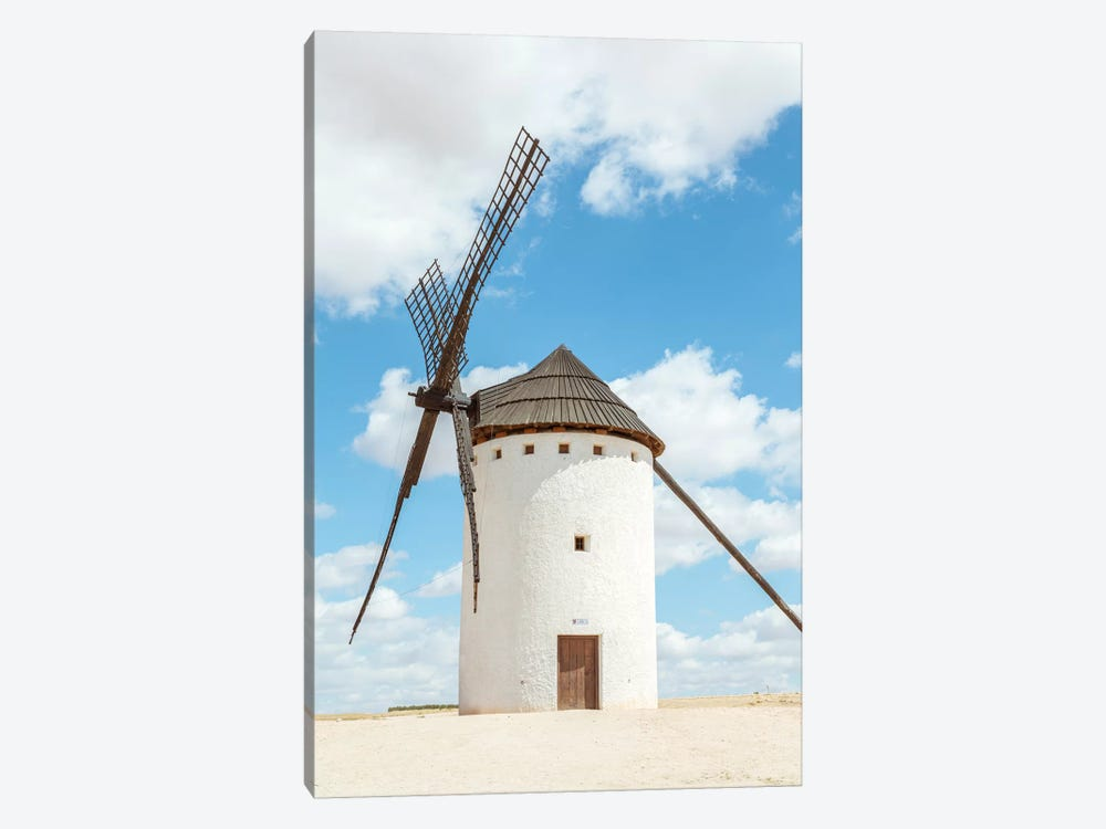 Windmill by Matteo Colombo 1-piece Canvas Print