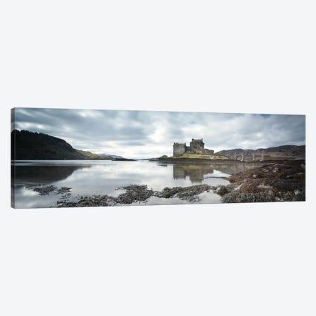 Eilean Donan Castle, Scottish Highlands Canvas Print #TEO201} by Matteo Colombo Canvas Artwork