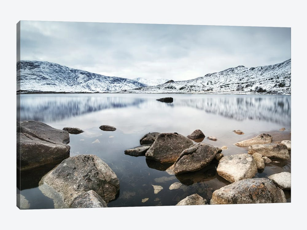 Loch In The Scottish Highlands by Matteo Colombo 1-piece Canvas Print