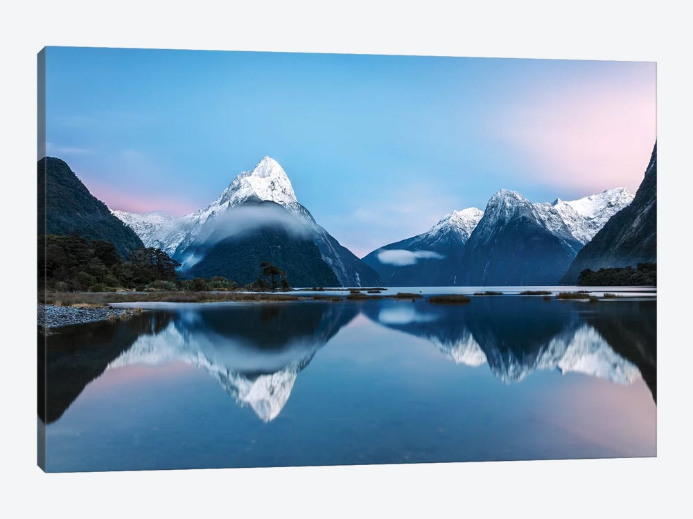 Milford Sound, New Zealand II by Matteo Colombo 1-piece Canvas Print