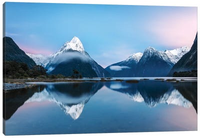 Milford Sound, New Zealand II Canvas Art Print