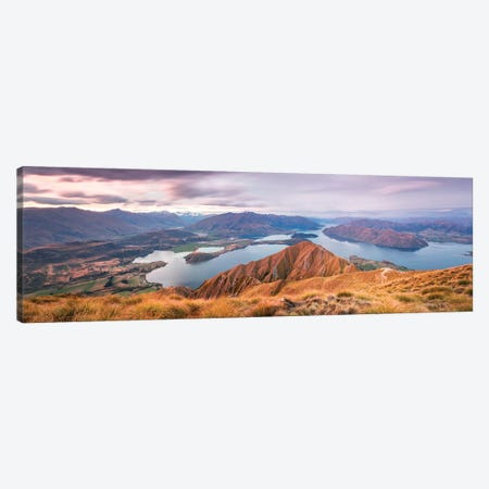 Mt. Roy, Wanaka, New Zealand Canvas Print #TEO226} by Matteo Colombo Art Print