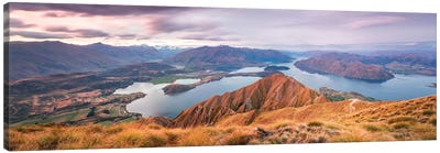 Mt. Roy, Wanaka, New Zealand Canvas Art Print