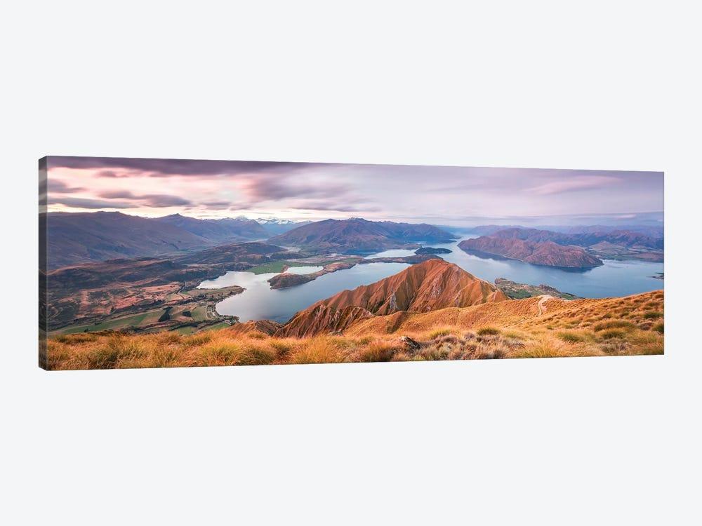 Mt. Roy, Wanaka, New Zealand by Matteo Colombo 1-piece Canvas Art Print