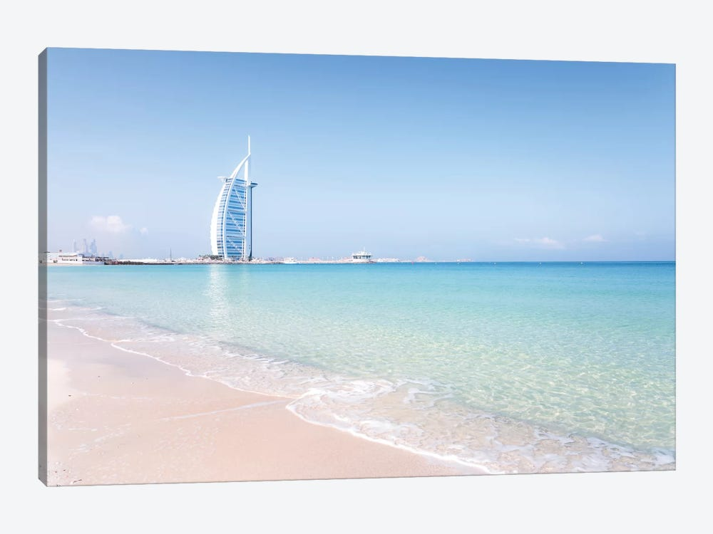Burj al-Arab, Dubai, United Arab Emirates by Matteo Colombo 1-piece Canvas Art