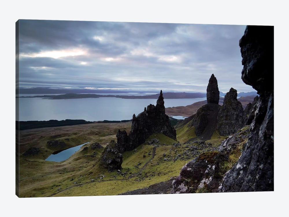 Old Man Of Storr, Scotland by Matteo Colombo 1-piece Art Print