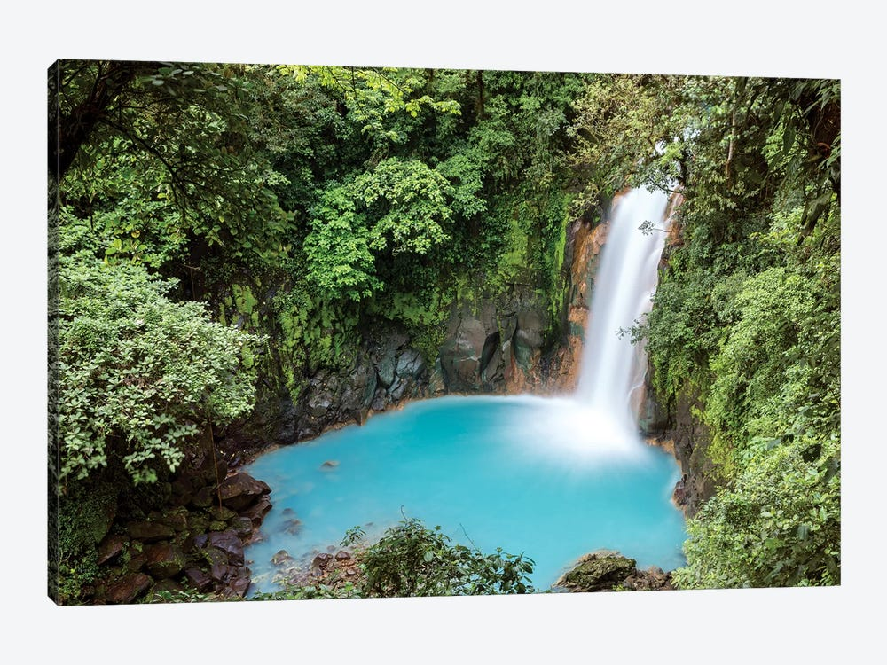 Rio Celeste Waterfall, Costa Rica by Matteo Colombo 1-piece Art Print