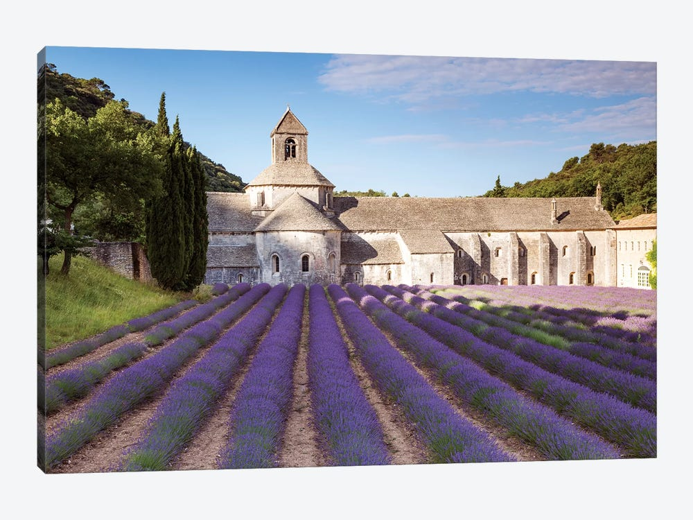 Senanque Abbey, Provence, France by Matteo Colombo 1-piece Canvas Art Print