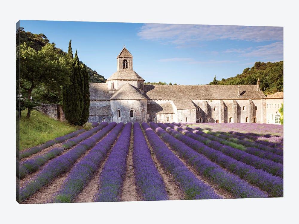 Senanque Abbey, Provence, France by Matteo Colombo 1-piece Canvas Art Print