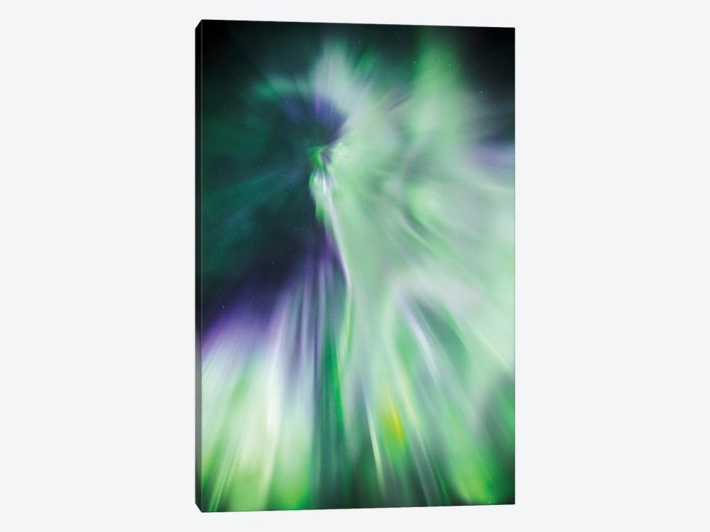 Aurora Borealis II by Matteo Colombo 1-piece Canvas Print