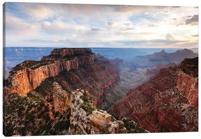 Cape Royal Sunset, Grand Canyon Canvas Art Print
