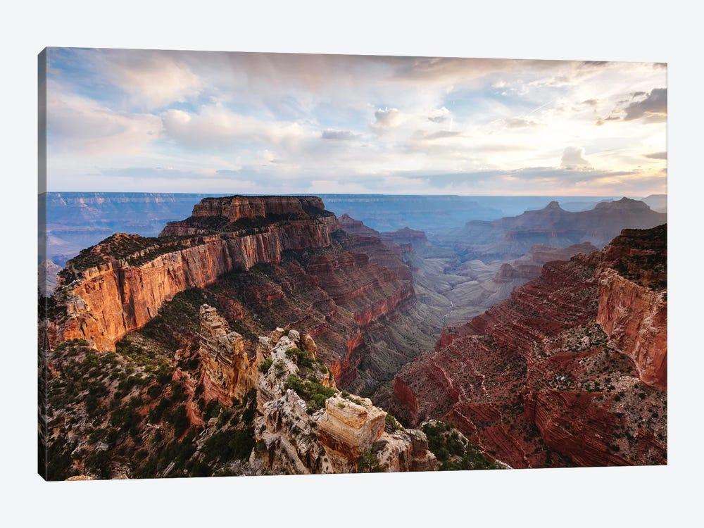 Cape Royal Sunset, Grand Canyon by Matteo Colombo 1-piece Canvas Art Print