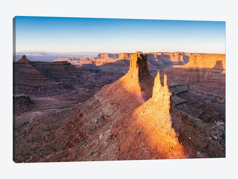 First Light, Canyonlands National Park, Utah, USA by Matteo Colombo 1-piece Canvas Wall Art