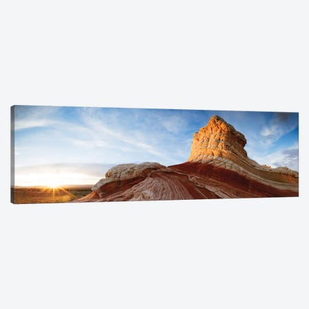 Ice Cream Knoll (Lollipop), White Pocket, Vermilion Cliffs National Monument, Arizona, USA Canvas Print #TEO44} by Matteo Colombo Canvas Print