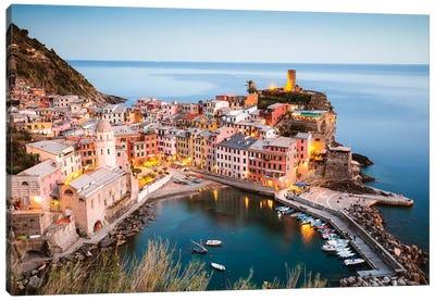 Vernazza, Cinque Terre, Italy III Canvas Art Print