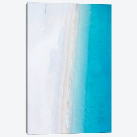 Beach And Sea I Canvas Print #TEO464} by Matteo Colombo Canvas Art Print