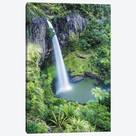 Brial Veil Falls, New Zealand Canvas Print #TEO474} by Matteo Colombo Canvas Art