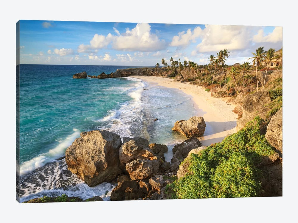 Harrismith Beach, Barbados by Matteo Colombo 1-piece Canvas Print