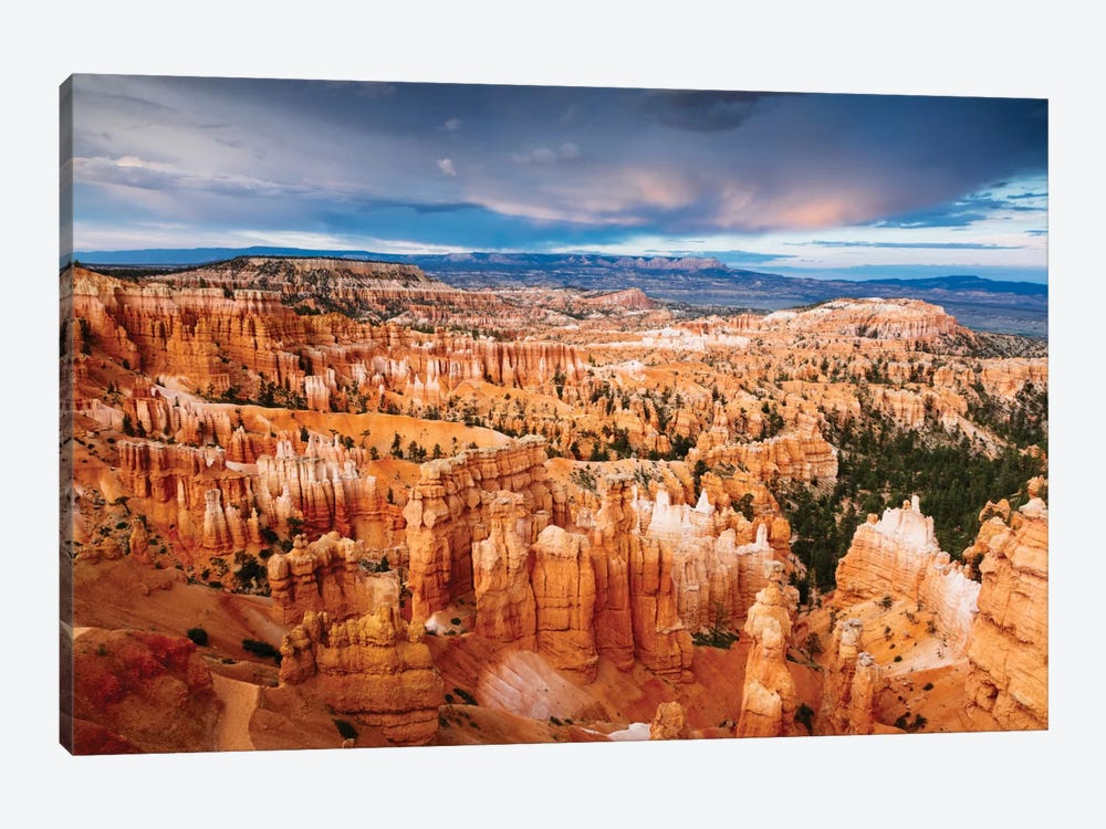Last Light, Bryce Canyon National Park, Utah, USA by Matteo Colombo 1-piece Canvas Artwork