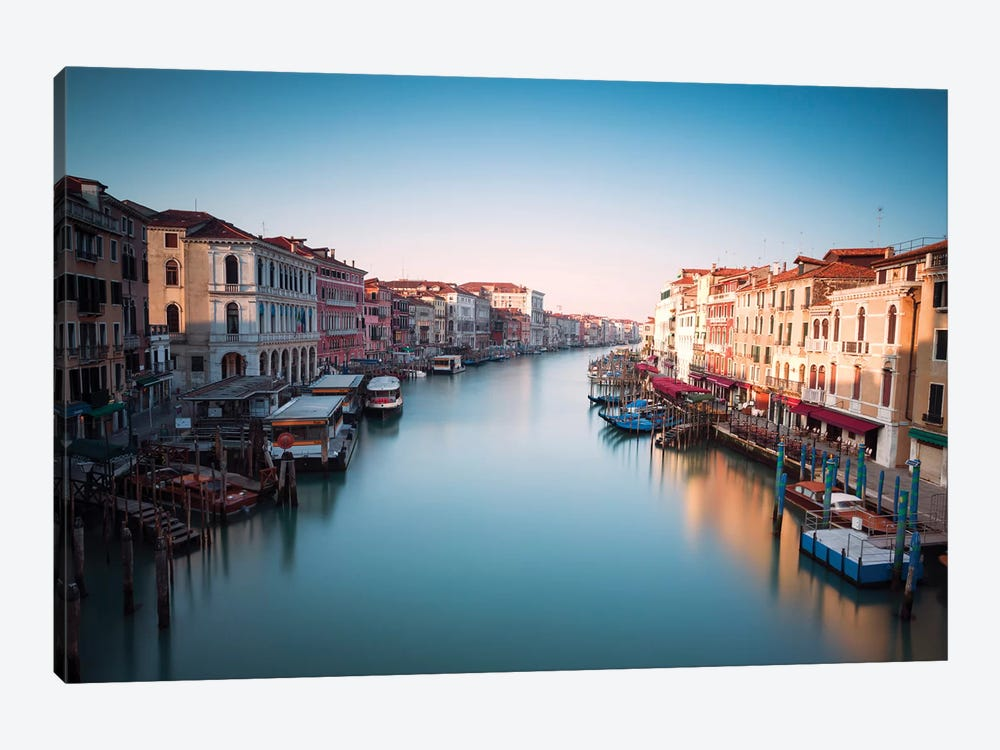 The Grand Canal, Venice, Italy by Matteo Colombo 1-piece Canvas Artwork
