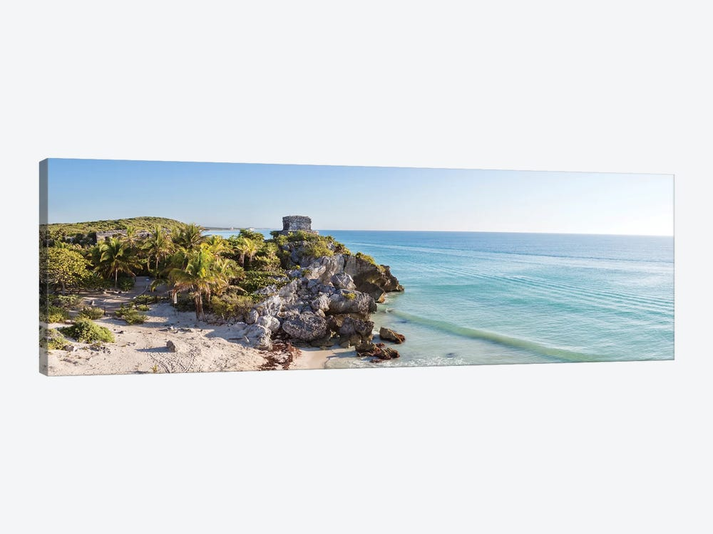 The Ruins Of Tulum, Mexico I by Matteo Colombo 1-piece Art Print