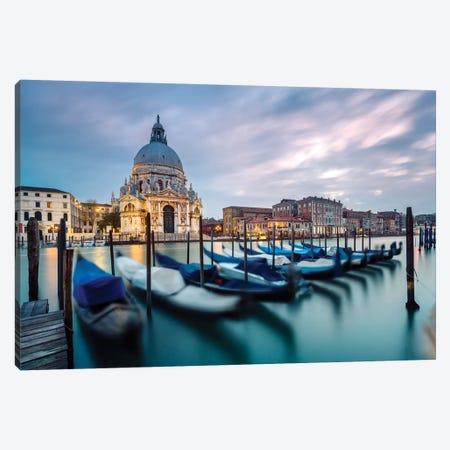 Venetian Sunset Canvas Print #TEO532} by Matteo Colombo Canvas Wall Art