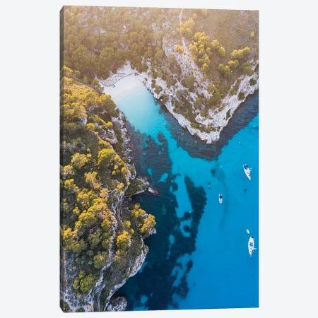 Cala Macarelleta Beach, Spain Ii Canvas Print #TEO551} by Matteo Colombo Canvas Wall Art