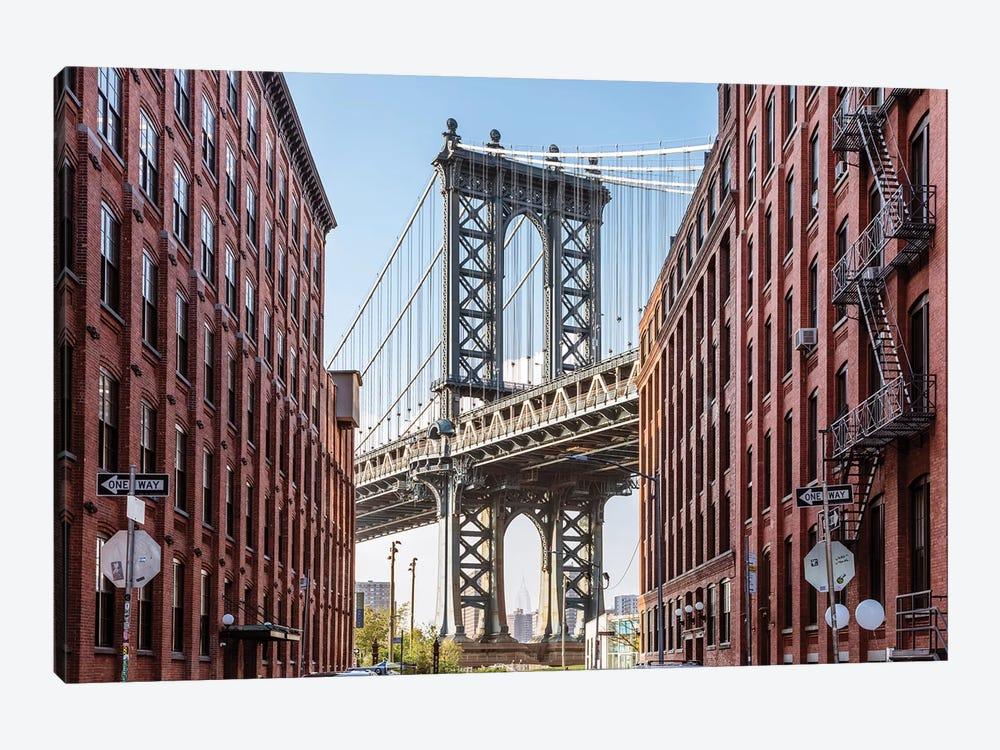 Manhattan Bridge, New York City by Matteo Colombo 1-piece Art Print
