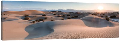 Mesquite Flat Sand Dunes, Death Valley I Canvas Art Print