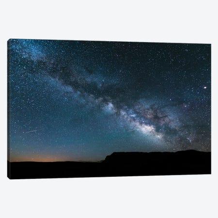 Milky Way In The Sky, Arizona Canvas Print #TEO606} by Matteo Colombo Canvas Art Print