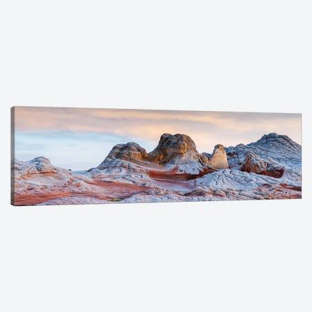Sunset Over Vermillion Cliffs, Arizona Canvas Print #TEO647} by Matteo Colombo Canvas Print