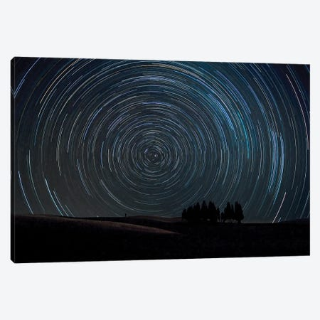 The Stars Above Me 3-Piece Canvas #TEO655} by Matteo Colombo Canvas Artwork