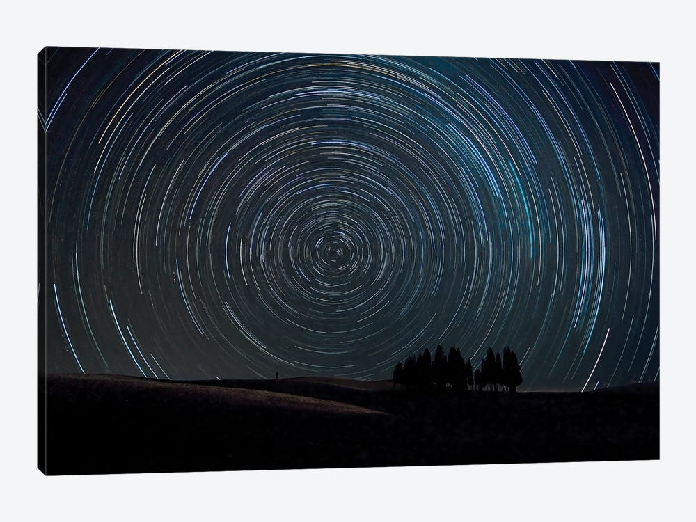The Stars Above Me by Matteo Colombo 1-piece Canvas Art