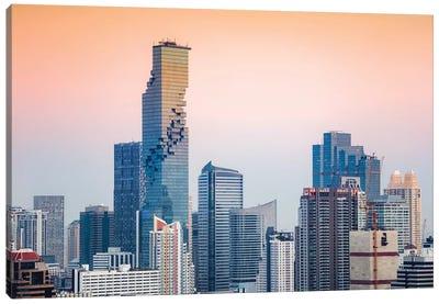 Bangkok Skyline, Thailand Canvas Art Print