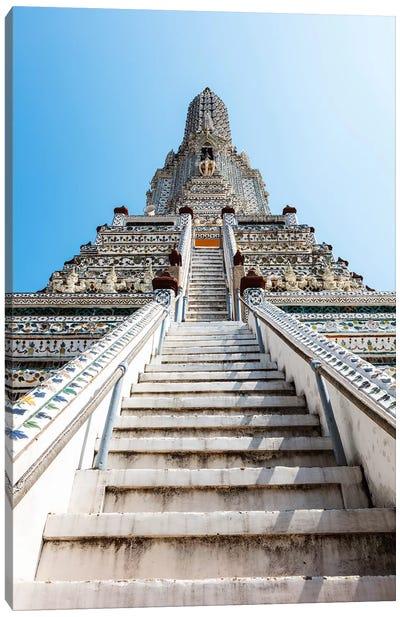 Wat Arun, Bangkok Canvas Art Print